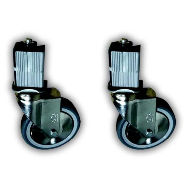 MVP Group LLC 125-R15 Axis R15 Casters, for combi ov…