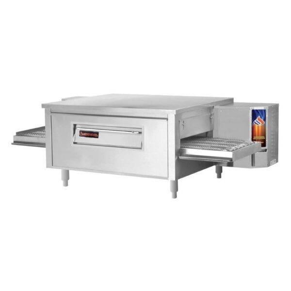 MVP Group LLC C1840E Sierra Conveyor Pizza Oven, el…