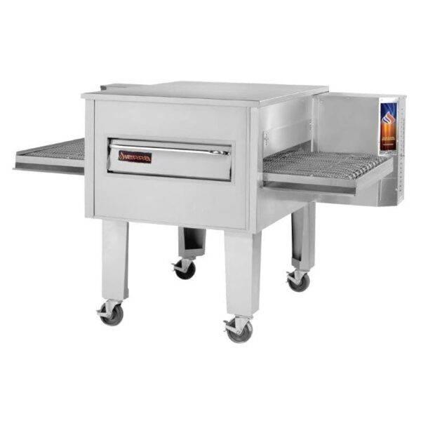 MVP Group LLC C3236E Sierra Conveyor Pizza Oven, el…