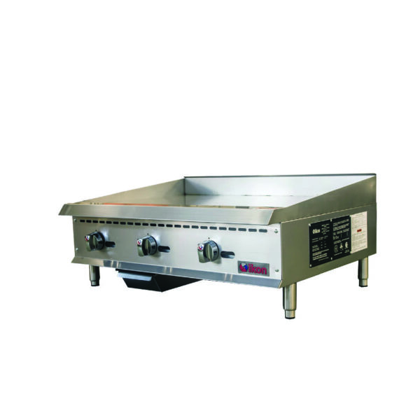 MVP Group LLC IMG-36 IKON Griddle, gas, countertop,…