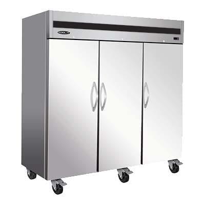 MVP Group LLC IT82F DV IKON Freezer, reach-in, three-…