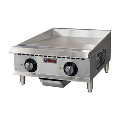 MVP Group LLC ITG-24E IKON Griddle, electric, counte…