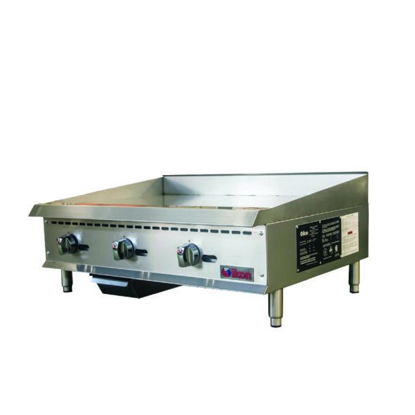 MVP Group LLC ITG-36 IKON Griddle, gas, countertop,…