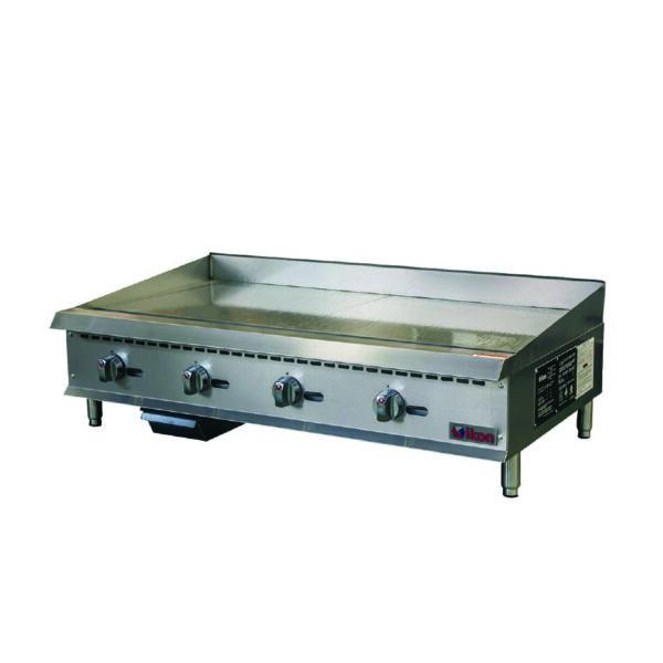 MVP Group LLC ITG-48 IKON Griddle, gas, countertop,…
