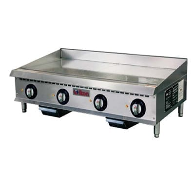 MVP Group LLC ITG-48E IKON Griddle, electric, counte…