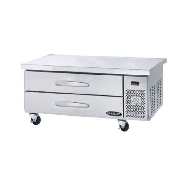 MVP Group LLC KCB-60-2M Kool-It Chef Base Refrigerator…