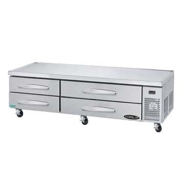 MVP Group LLC KCB-83-4M Kool-It Chef Base Refrigerator…