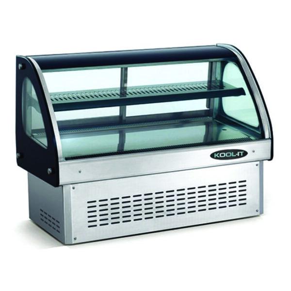 Display Case, Refrigerated Deli, Countertop