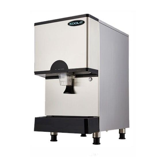 Ice Maker Dispenser, Nugget-Style