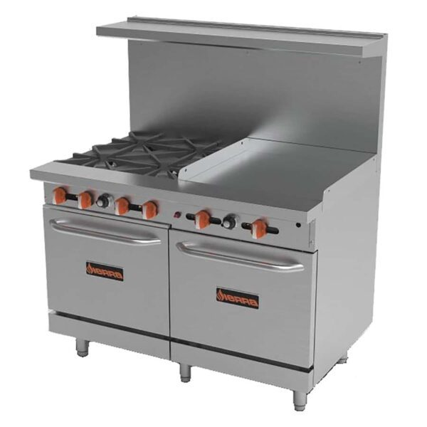 "Range, 48"" Restaurant, Gas"