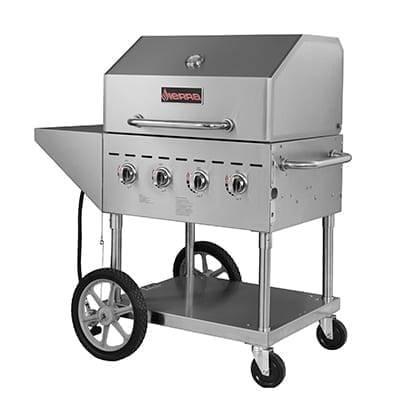 MVP Group LLC SRBQ-30 Sierra Outdoor grill, LP gas, …