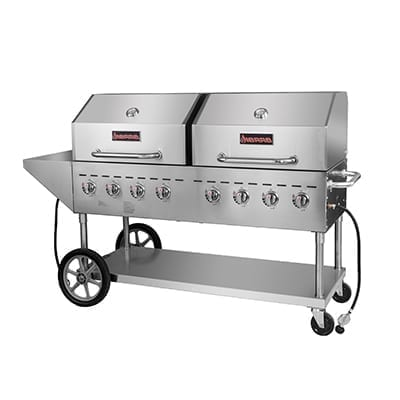 Charbroiler, Gas, Outdoor Grill