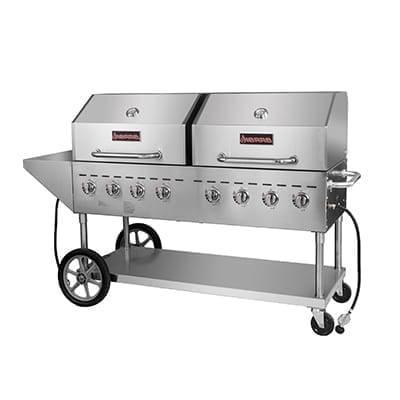 MVP Group LLC SRBQ-60 Sierra Outdoor grill, LP gas, …