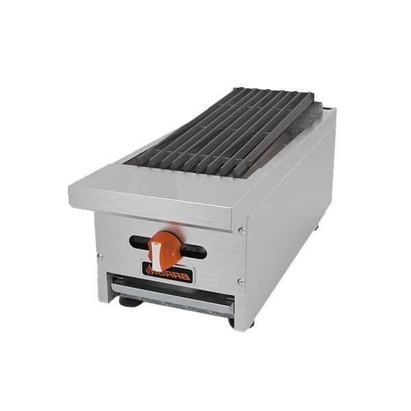 MVP Group LLC SRRB-12 Sierra Radiant Broiler, natura…
