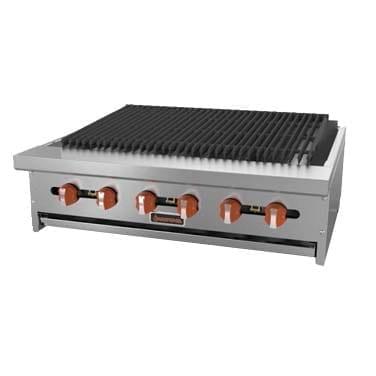 MVP Group LLC SRRB-48 Sierra Radiant Broiler, natura…