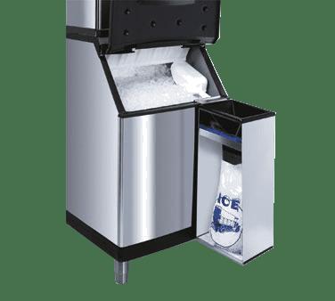 Ice Bagging / Dispensing System, Bagger