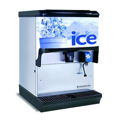 Manitowoc S-150-2704811 Ice Dispenser with Water Valve…