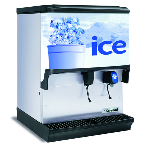 Manitowoc S-250-2705723 Ice Dispenser with Water Valve…