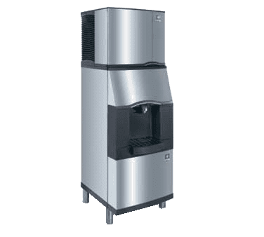 Manitowoc SFA191 Vending Ice Dispenser with Bui…