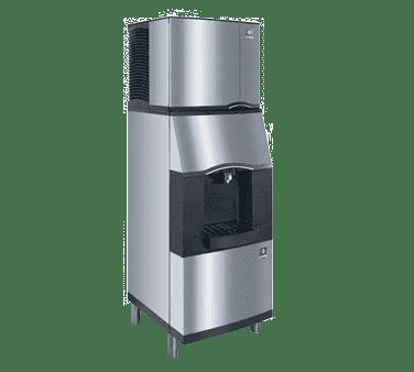 Manitowoc SPA160 Vending Ice Dispenser, push bu…