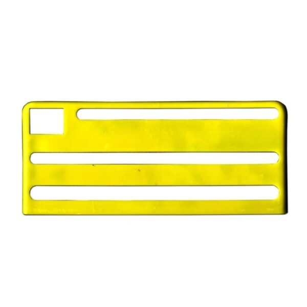 Omcan USA 12925 (12925) Yellow insert only