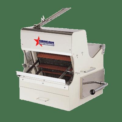 Omcan USA 21122 (SB-TW-0016-S) Bread Slicer