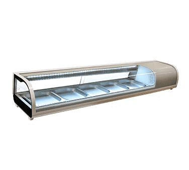 Omcan USA 25828 (RS-CN-0132-S) Sushi Display C…