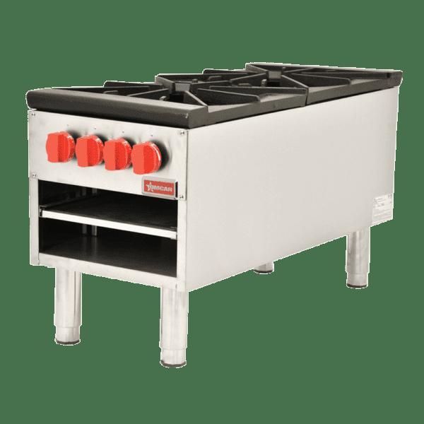 Omcan USA 37529 (CE-CN-1060-S) Stock Pot Range…