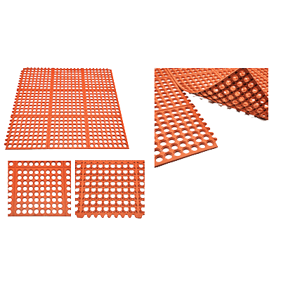 Omcan USA 39768 (39768) Multi-Purpose Anti-Fatigue Mat