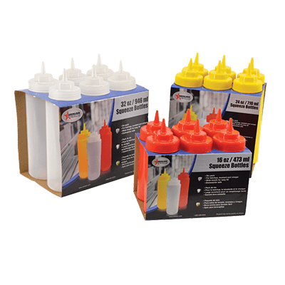 Omcan USA 40468 (40468) Squeeze Bottle