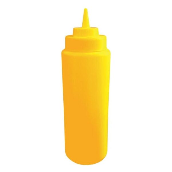 Omcan USA 40474 (40474) Squeeze Bottle, wide m…
