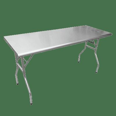 Omcan USA 41232 (41232) Folding Table, 60″ W x…