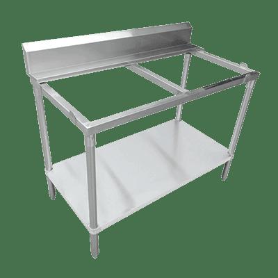 Omcan USA 41280 (41280) Polytop Table Frame