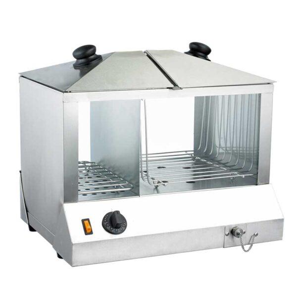 Omcan USA 43215 (43215) Hot Dog Steamer