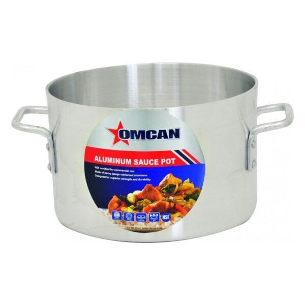 Omcan USA 43391 (43391) Sauce Pot, 14 quart