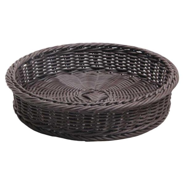 Omcan USA 44295 (44295) Rattan Basket, round, …