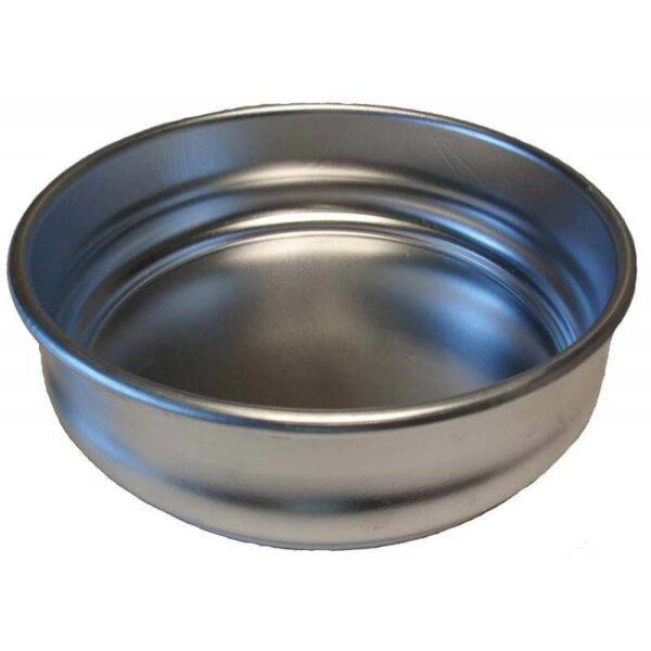 Omcan USA 44322 (44322) Dough Pan, 96 oz, alum…