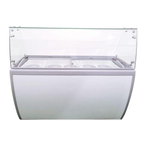 Display Case, Dipping, Gelato/Ice Cream