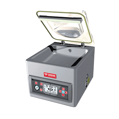 Omcan USA 50007 (VP-NL-0008-S) Turbovac Vacuum…