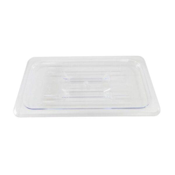 Food Pan Cover, Plastic