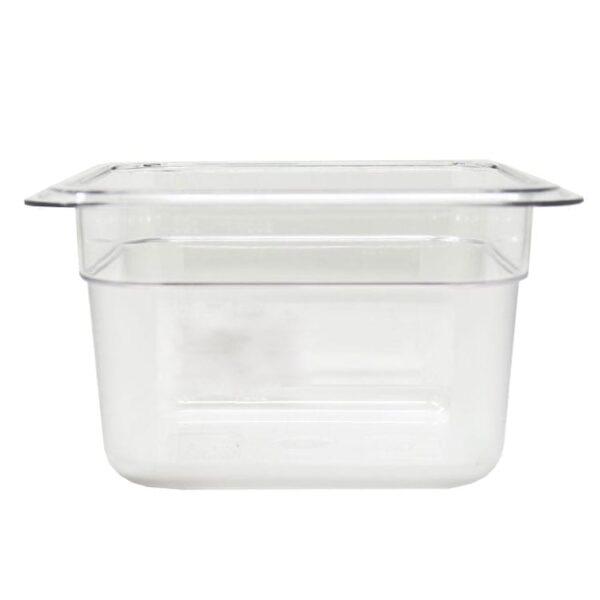 Omcan USA 80040 (80040) Food Pan, 1/6 size, 6-…