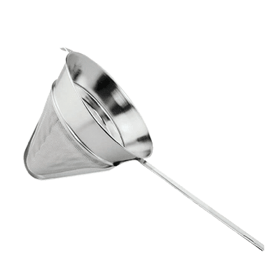 Omcan USA 80122 (80122) Bouillon Strainer, 10″…