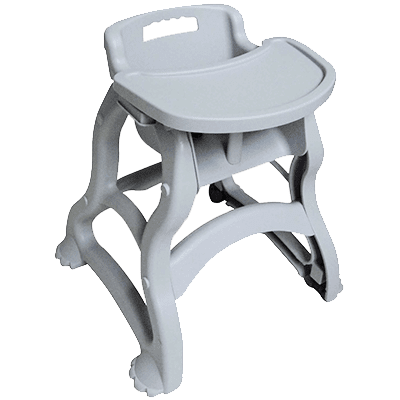 High Chair, Plastic