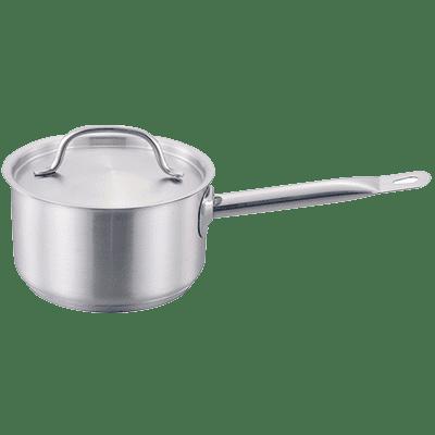 Omcan USA 80432 (80432) Sauce Pan, 3-1/2 quart…