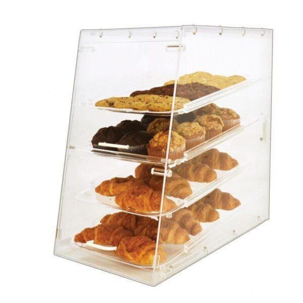 Display Case, Pastry, Countertop