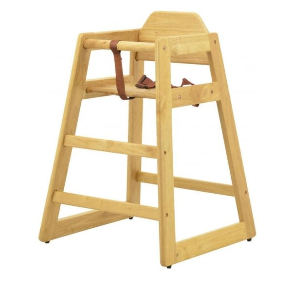 Omcan USA 80610 (80610) High Chair, wood, comm…