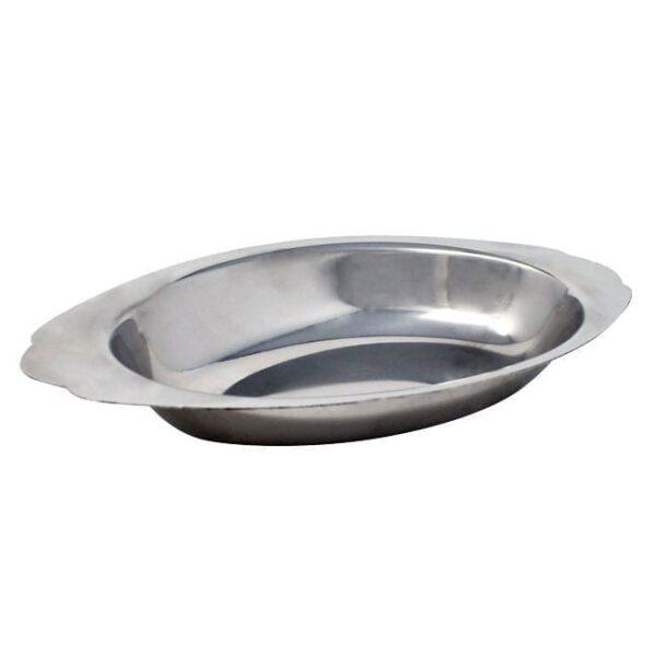 Au Gratin Dish, Metal