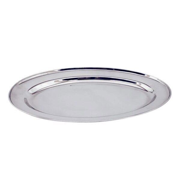 Platter, Stainless Steel