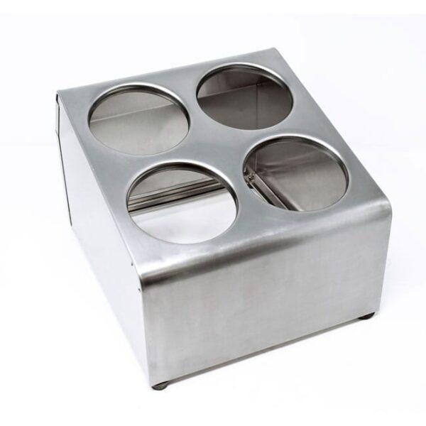 Flatware Holder, Cylinder / Insert