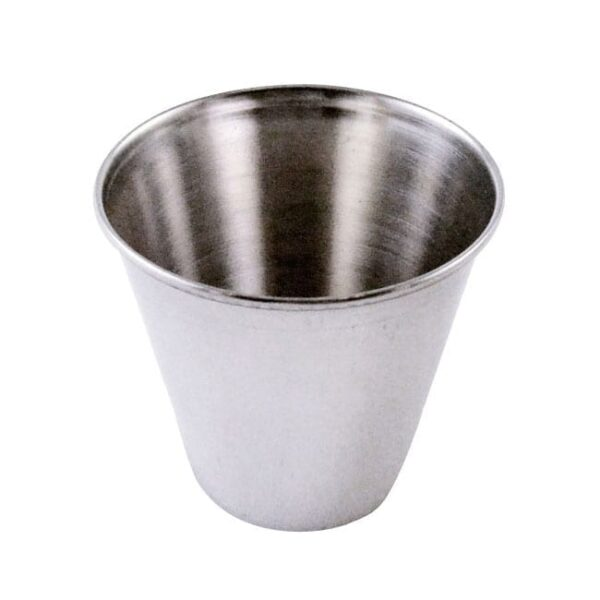 Omcan USA 80823 4 oz Stainless Steel Sauce Cup…
